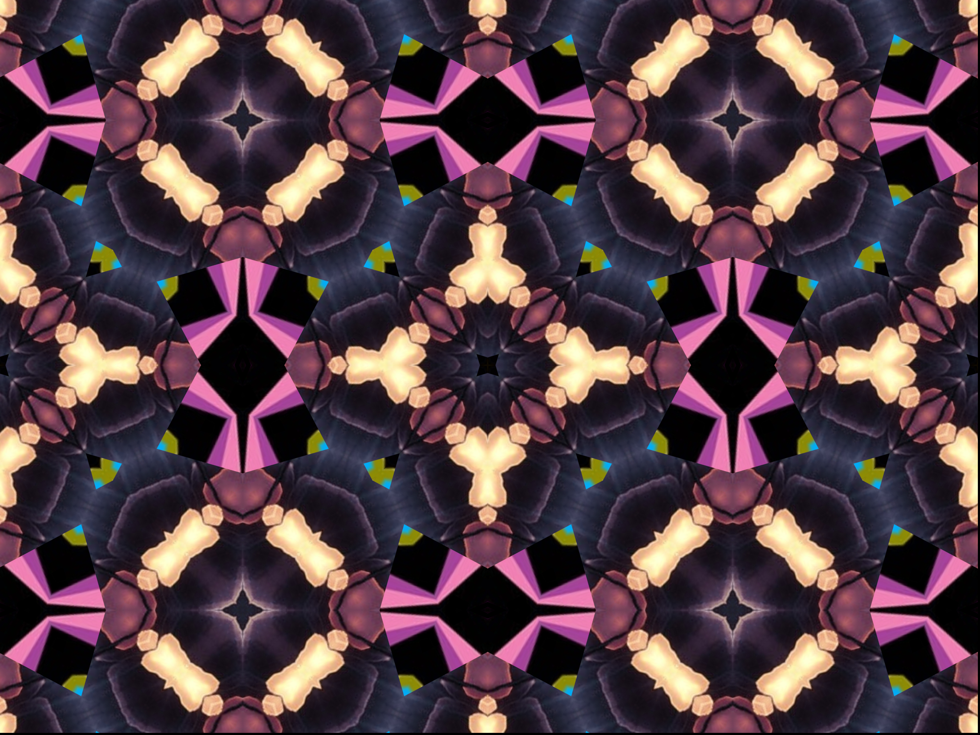 Download Free Pattern Art Deco Kaleidoscope Graphic By Athenadesign2021 for Cricut Explore, Silhouette and other cutting machines.