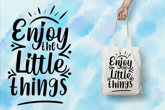Download Free Sunny Cloudy Duo Font By Flamde Studio Creative Fabrica for Cricut Explore, Silhouette and other cutting machines.