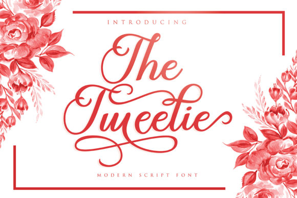 Print on Demand: The Tweelie Script & Handwritten Font By ToniStudio