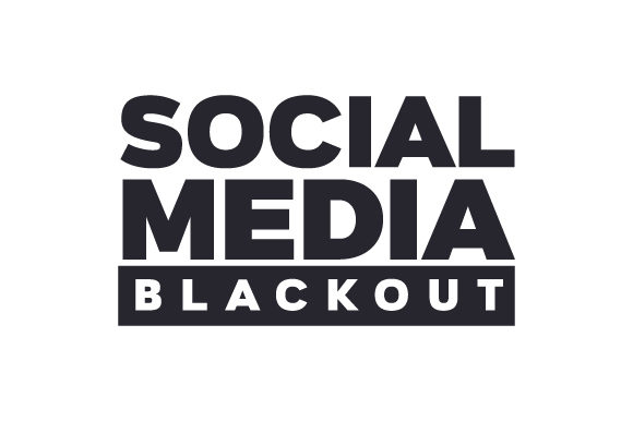 Social Media Blackout Quotes Craft Cut File By Creative Fabrica Crafts