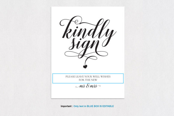 Download Free Guest Book Printable Graphic By Weddingprintables Creative Fabrica for Cricut Explore, Silhouette and other cutting machines.