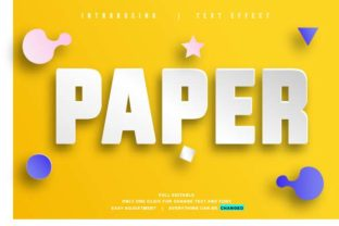 Print on Demand: Paper Text Graphic Crafts By twinletter