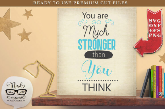 Download You're Stronger Than You Think Cut