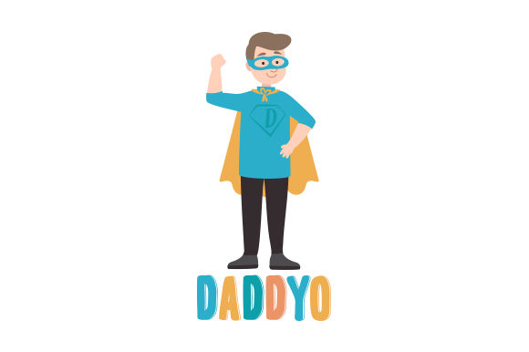 Daddyo Father's Day Craft Cut File By Creative Fabrica Crafts