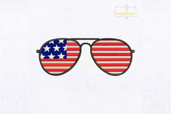 4th Of July Sunglasses Creative Fabrica
