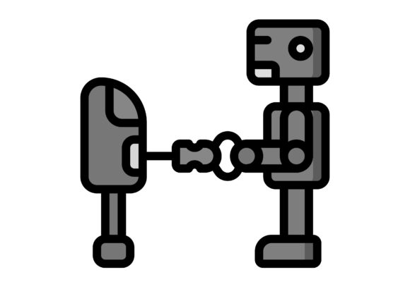 Artificial Intelligence Graphic Icons By Cintakucluk123