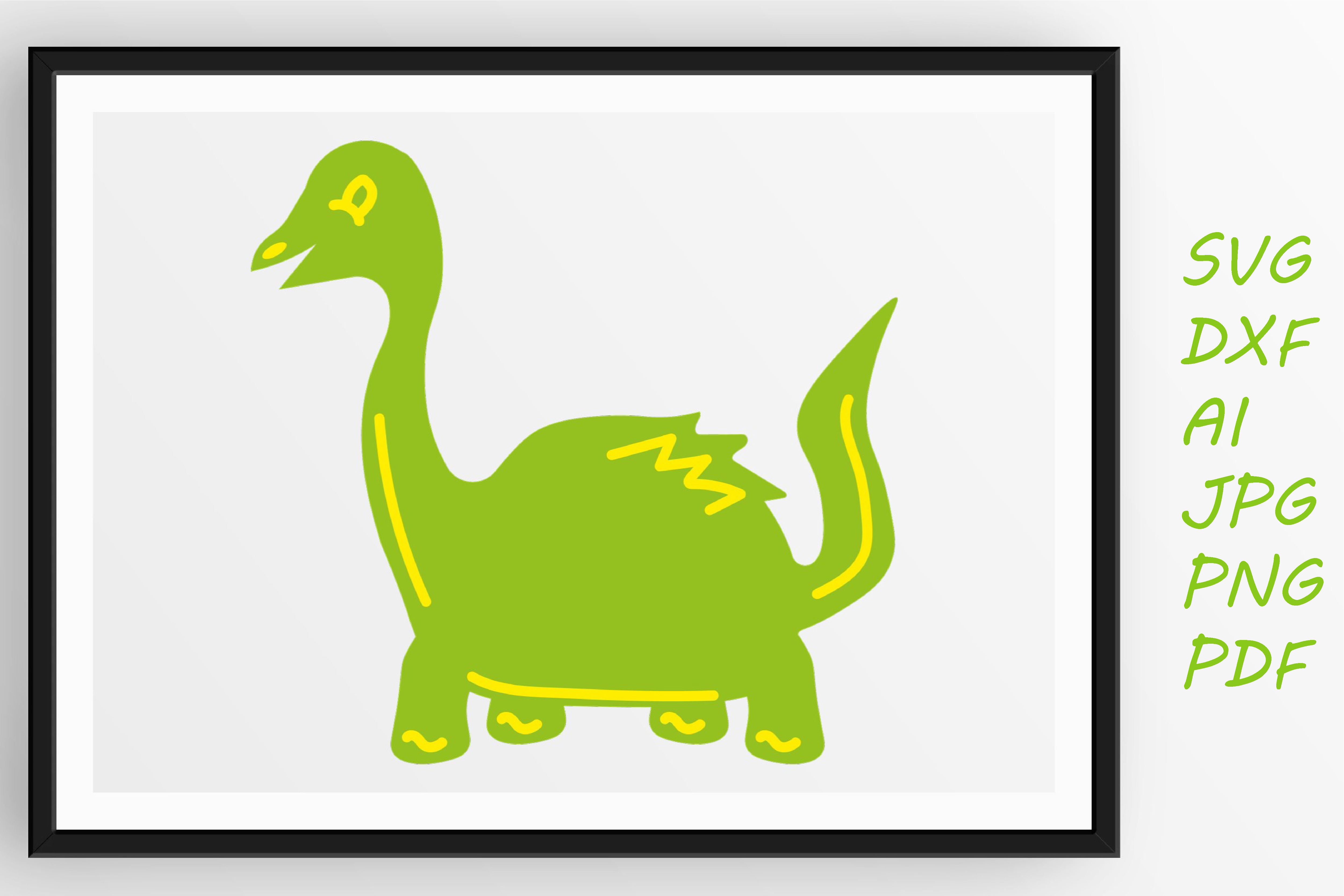 Download Free Baby Dinosaur Graphic By Tanja Dianova Creative Fabrica for Cricut Explore, Silhouette and other cutting machines.