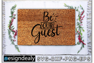 Print on Demand: Be Our Guest Graphic Crafts By Designdealy