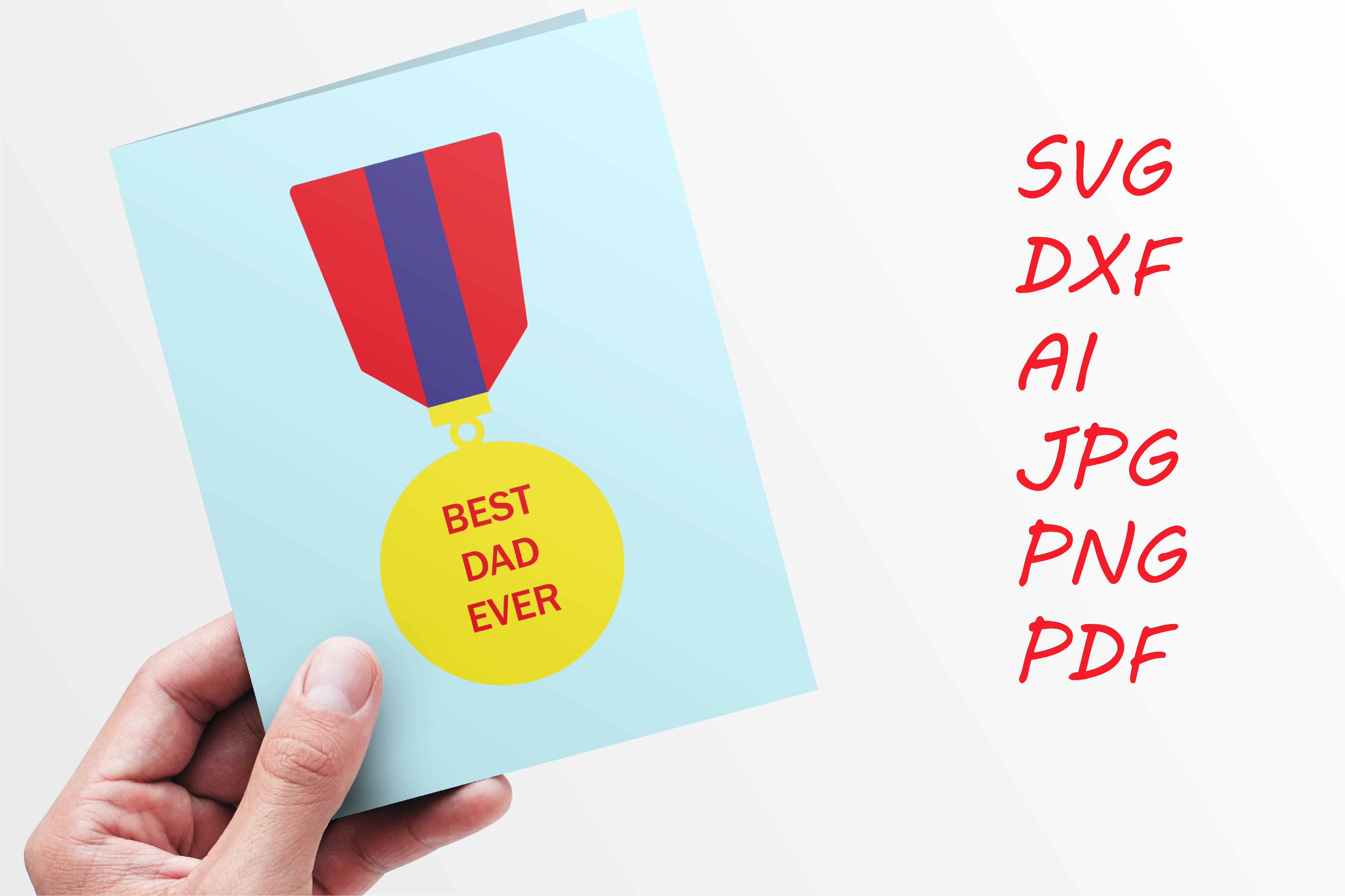 Download Free Best Dad Ever Father S Day Graphic Graphic By Tanja Dianova for Cricut Explore, Silhouette and other cutting machines.