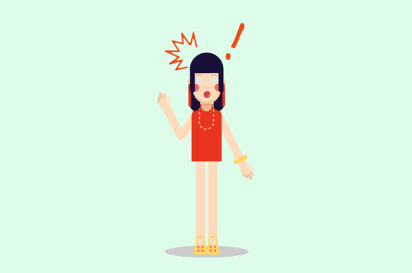 Print on Demand: Characters  Chinese Vector Illustration Graphic Illustrations By altumfatih