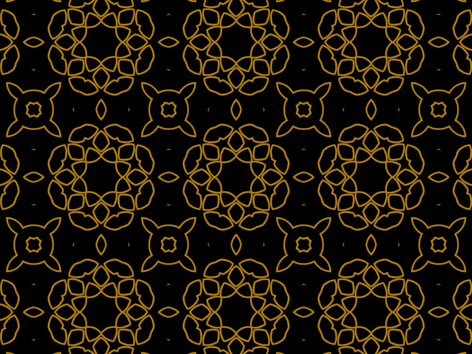 Download Free Floral Kaleidoscope Background Pattern Graphic By SVG Cut Files