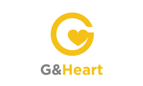 Download Free Initial Letter G With Heart Love Logo Graphic By Enola99d for Cricut Explore, Silhouette and other cutting machines.