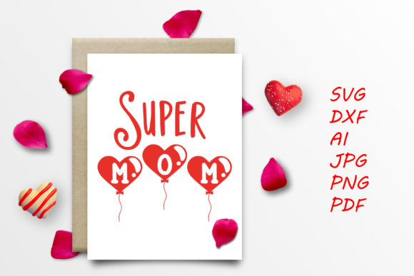 Print on Demand: Mother's Day Graphic Graphic Crafts By Tanja Dianova