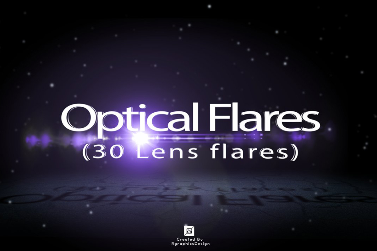 Download Free Optical Flares 30 Lens Flares Grafik Von R Graphicsdesign for Cricut Explore, Silhouette and other cutting machines.
