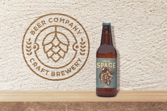 Download Free Shelf Beer 50cl Mockup Graphic By Smartdesigns Creative Fabrica for Cricut Explore, Silhouette and other cutting machines.