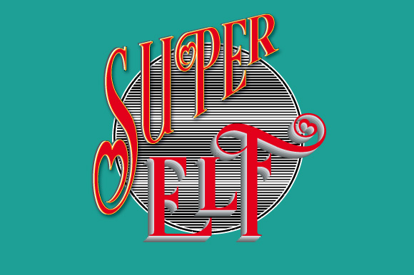 Download Free Super Elf Vector Design Christmas Graphic By Graphicsfarm for Cricut Explore, Silhouette and other cutting machines.