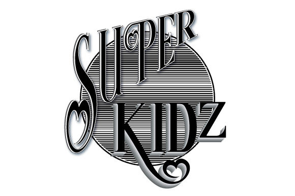Download Free Super Kidz Kids Vector Design Graphic By Graphicsfarm Creative for Cricut Explore, Silhouette and other cutting machines.