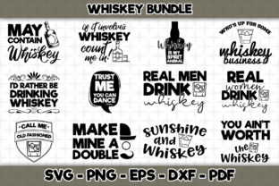 Download Free Whisky Bundle 12 Designs Included Graphic By Svgexpress for Cricut Explore, Silhouette and other cutting machines.