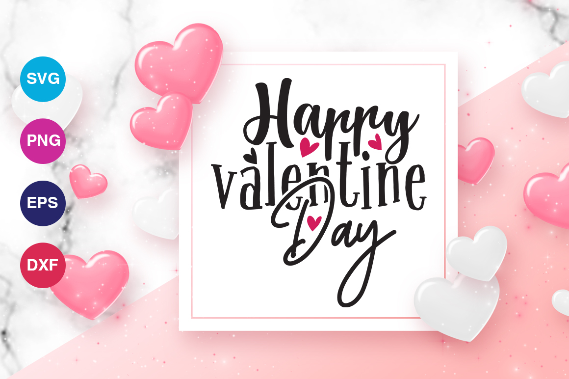 Download Free Happy Valentines Day Graphic By Orindesign Creative Fabrica PSD Mockup Template