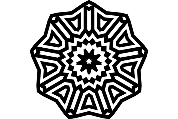 Print on Demand: Beautiful Mandala Design 262 Graphic Coloring Pages & Books Adults By ermannofficial