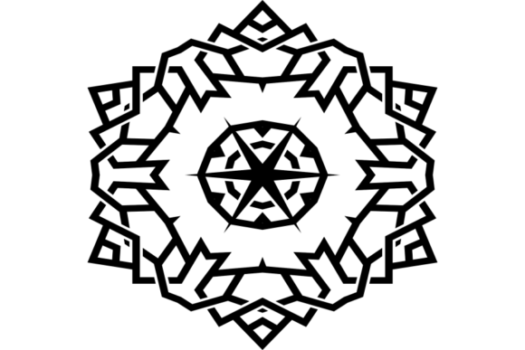 Print on Demand: Beautiful Mandala Design 264 Graphic Coloring Pages & Books Adults By ermannofficial