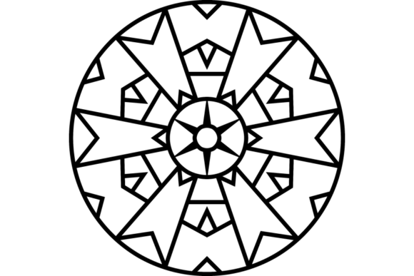 Print on Demand: Beautiful Mandala Design 279 Graphic Coloring Pages & Books Adults By ermannofficial