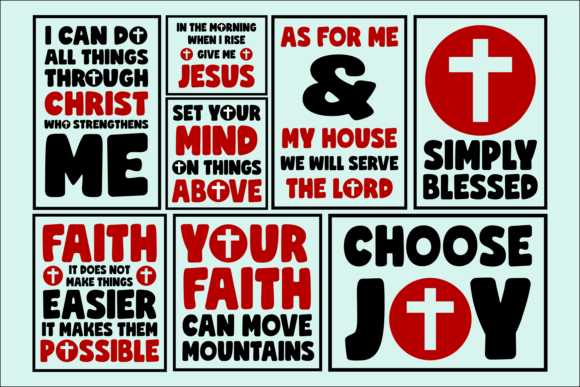 Download Free Bible Verses Graphic By Colorsplash Creative Fabrica for Cricut Explore, Silhouette and other cutting machines.
