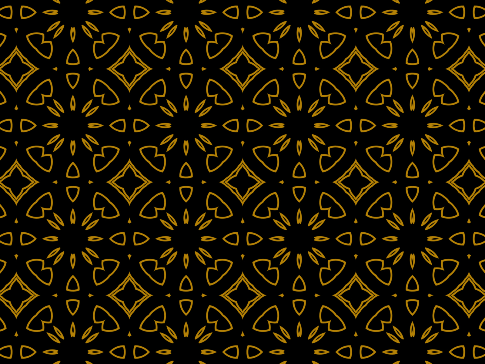Download Free Black Gold Pattern Background Graphic By Thisfishingclub for Cricut Explore, Silhouette and other cutting machines.