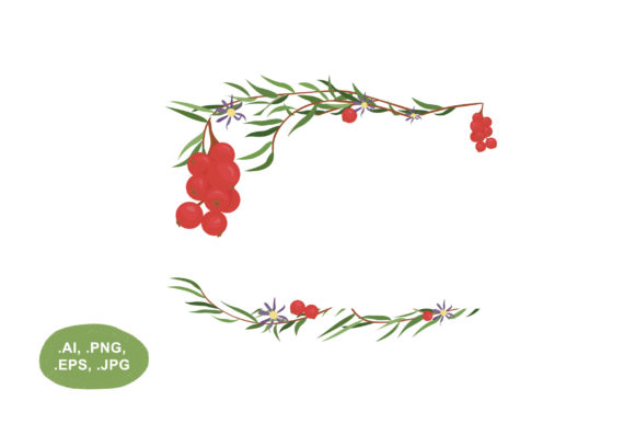Download Free Botanical Illustration Graphic By Salfiart Creative Fabrica for Cricut Explore, Silhouette and other cutting machines.