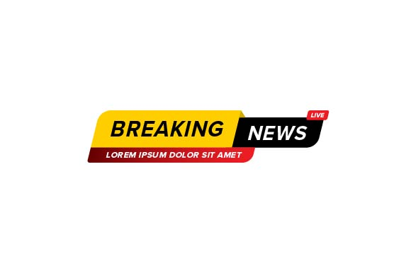 Breaking News Banner (Graphic) by Kanggraphic · Creative ...