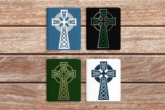 Celtic Cross Graphic Crafts By RisaRocksIt