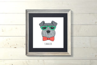 Dog Portraits - Coloring Book Graphic Coloring Pages & Books Kids By NataliMyaStore 5