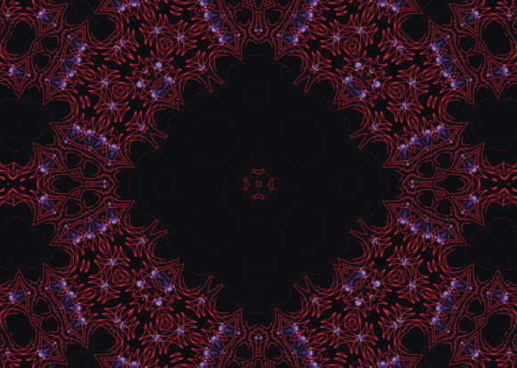 Fractal Graphic Abstract By contact.kezima