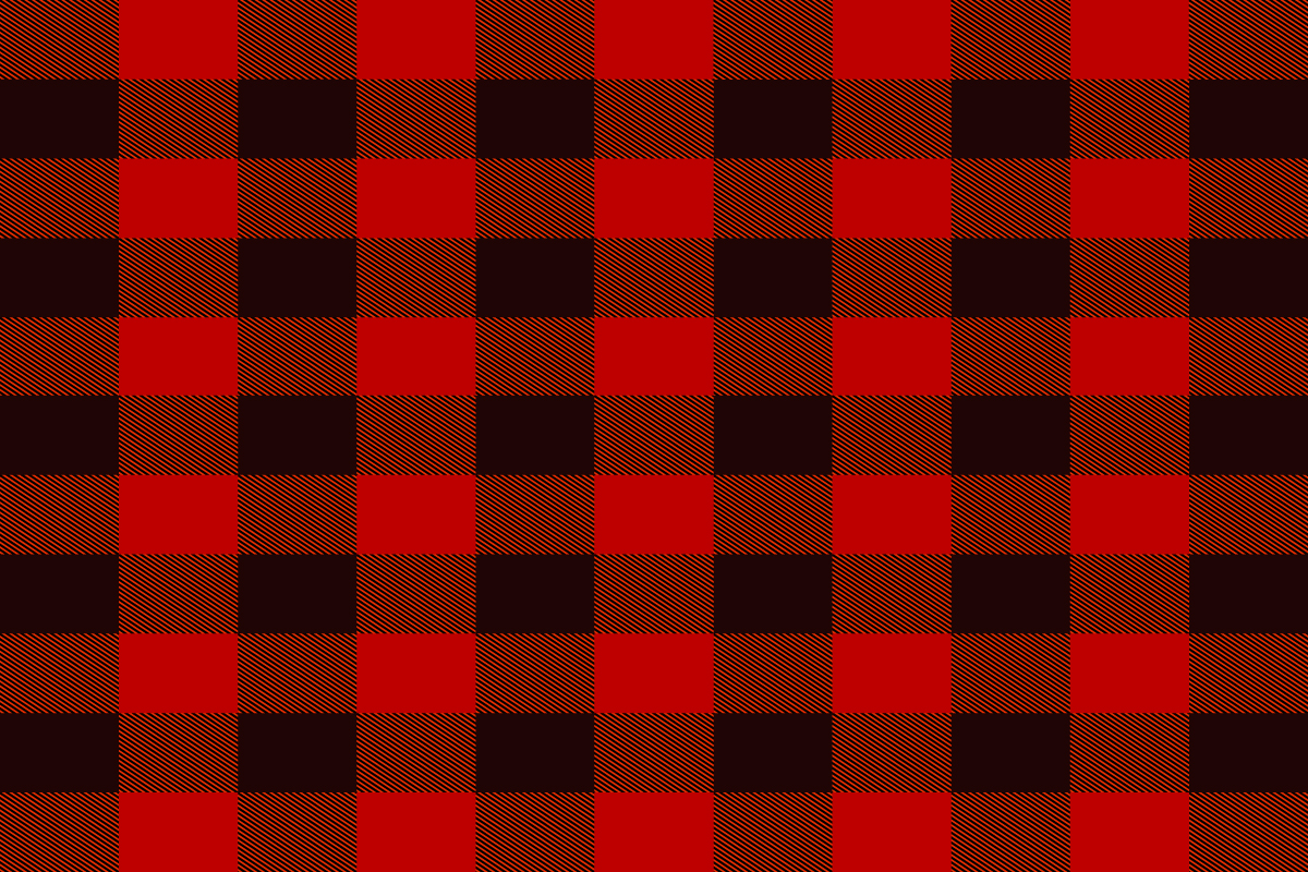 Download Free Lumberjack Plaid Vector Pattern Graphic By Gee 00 Creative Fabrica for Cricut Explore, Silhouette and other cutting machines.