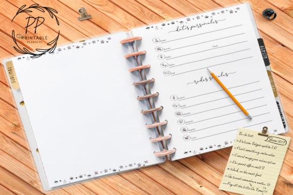 Print on Demand: Planner March 2020-February 2021 Graphic Print Templates By Printable Planners