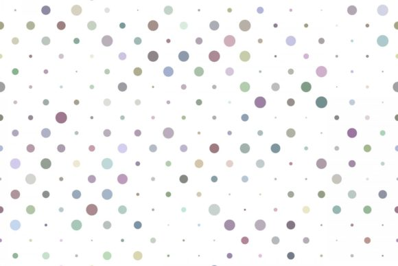 Download Free Seamless Dot Pattern Graphic By Davidzydd Creative Fabrica for Cricut Explore, Silhouette and other cutting machines.