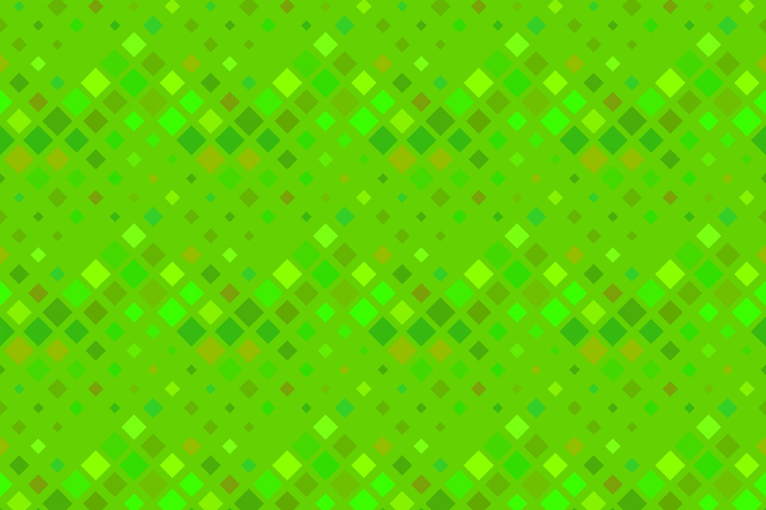 Download Free Seamless Green Square Pattern Graphic By Davidzydd Creative for Cricut Explore, Silhouette and other cutting machines.
