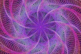 Abstract Fractal Background Graphic Backgrounds By davidzydd