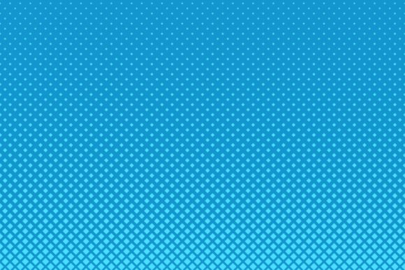 Download Free Blue Halftone Pattern Graphic By Davidzydd Creative Fabrica for Cricut Explore, Silhouette and other cutting machines.