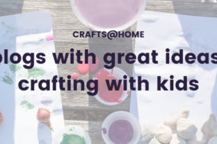 10 blogs with great ideas for crafting with kids