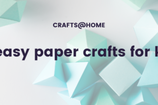 20 easy paper crafts for kids