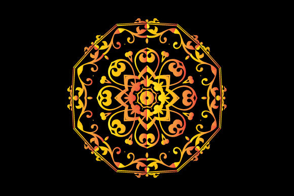 Mandala Graphic Design Graphic Illustrations By studioluckee