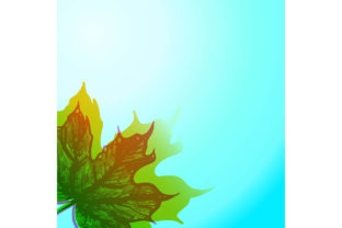 Download Free Autumn Leaf Background Vector Graphic By Yahyaanasatokillah for Cricut Explore, Silhouette and other cutting machines.