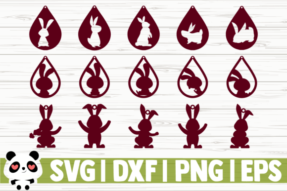 Download Free Chocolate Bunny Factory Graphic By Creativedesignsllc Creative for Cricut Explore, Silhouette and other cutting machines.