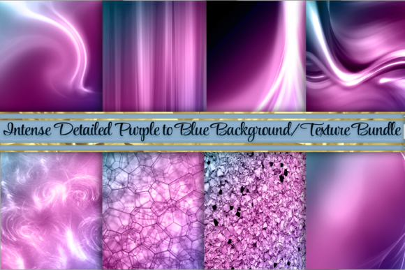 Print on Demand: Beautiful Ombre Detailed Backgrounds Graphic Backgrounds By AM Digital Designs