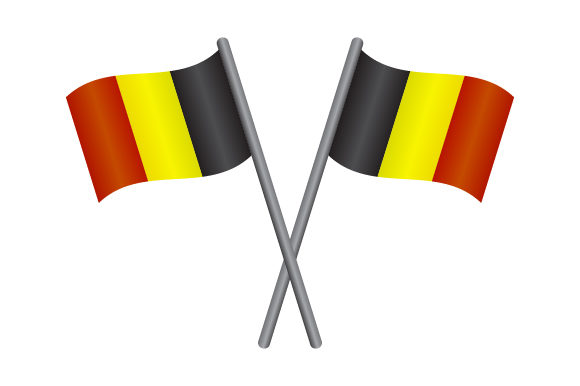 Download Free Belgium Flag Graphic By Marco Livolsi2014 Creative Fabrica for Cricut Explore, Silhouette and other cutting machines.