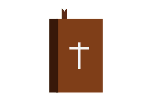 Download Free Bible Icon Graphic By Marco Livolsi2014 Creative Fabrica for Cricut Explore, Silhouette and other cutting machines.