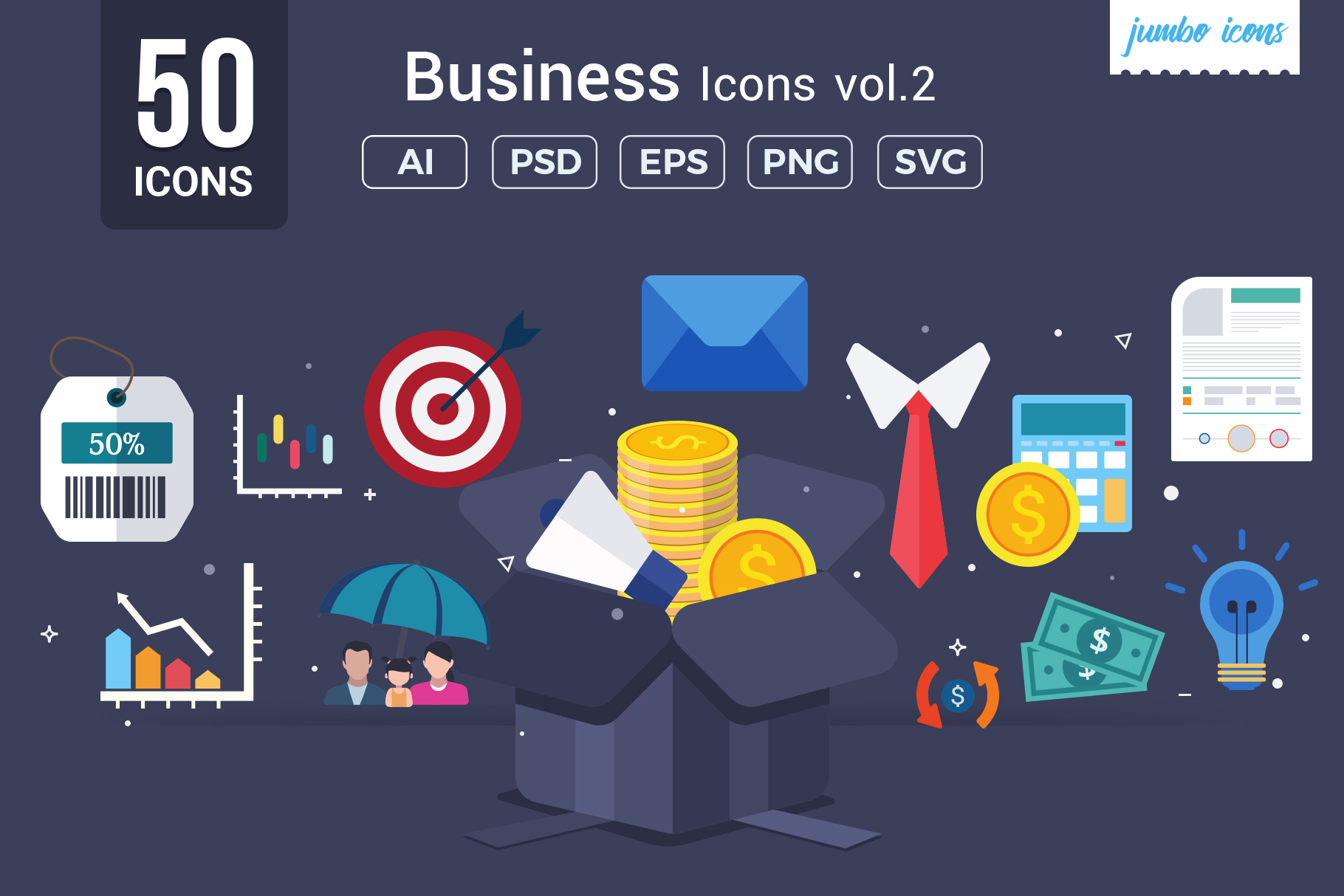 Download Free Business Corporate Vector Icons Graphic By Jumboicons for Cricut Explore, Silhouette and other cutting machines.