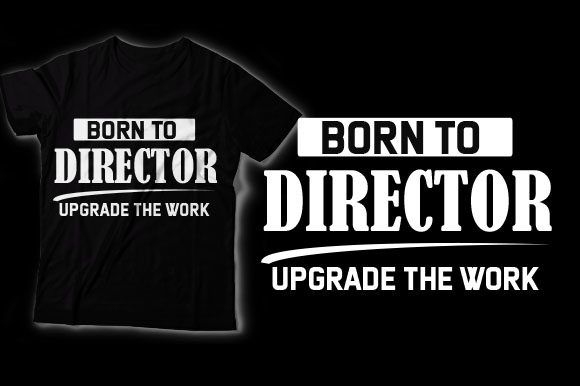 Director Graphic Crafts By HASSHOO