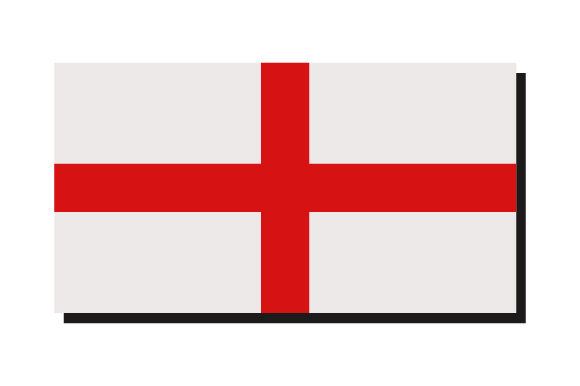 Download Free England Flag Graphic By Marco Livolsi2014 Creative Fabrica for Cricut Explore, Silhouette and other cutting machines.